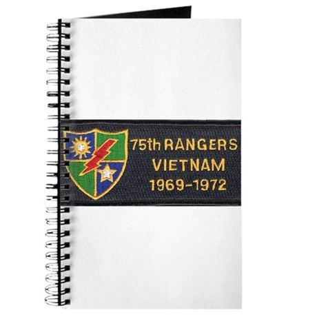 75th Rangers Journal
