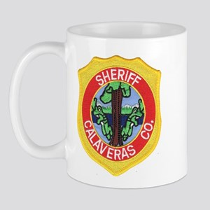 Calaveras County Sheriff Mug