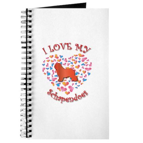 Love Schapendoes Journal