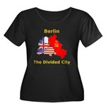 Berlin: The Divided City Women's Plus Size Scoop N