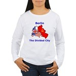 Berlin: The Divided City Women's Long Sleeve T-Shi
