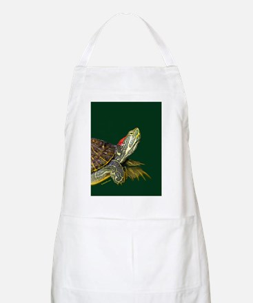 Lively Red Eared Slider Apron