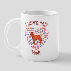 Love Mudi Mug