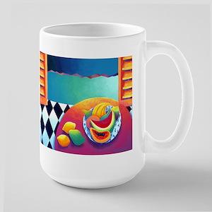 'Windward Still Life' Large Mug