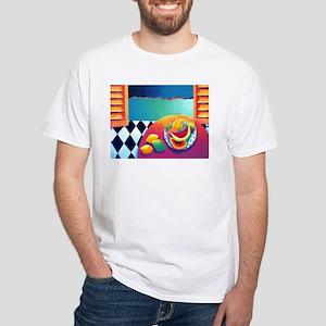 'Windward Still Life' White T-Shirt