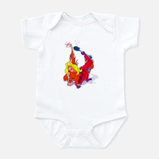 The Orango Mangos Infant Bodysuit
