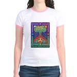Celtic Tree Of Life Jr. Ringer T-Shirt