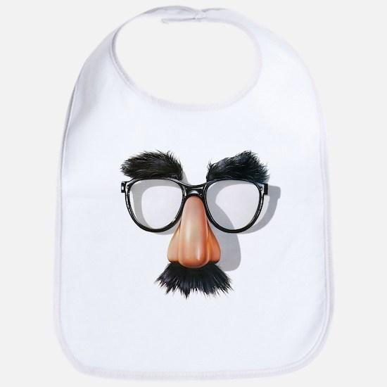 Groucho Pride Baby Bib