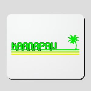 Kaanapali, Hawaii Mousepad