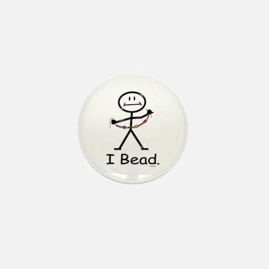 Beading Mini Button