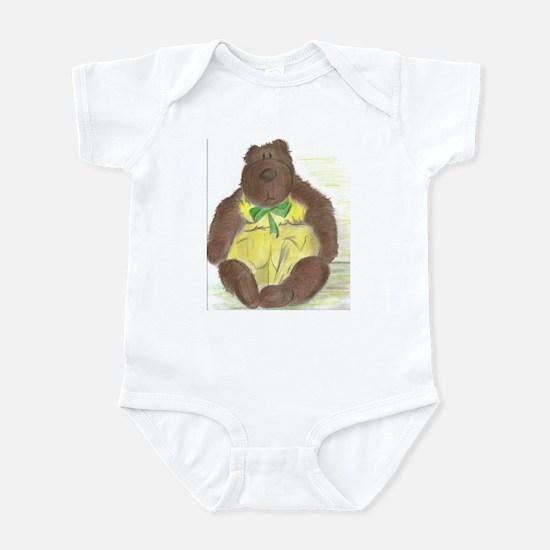 Butter Bear Infant Bodysuit