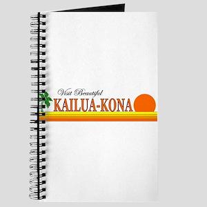 Visit Beautiful Kailua-Kona, Journal