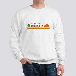 Visit Beautiful Kailua-Kona, Sweatshirt