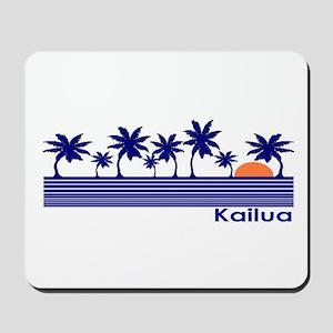 Kailua, Hawaii Mousepad