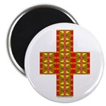 Megalithic Cross Magnet