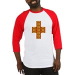 Megalithic Cross Baseball Jersey