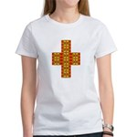 Megalithic Cross Women's T-Shirt