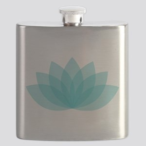 Lotus Blossom Flask