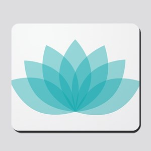 Lotus Blossom Mousepad