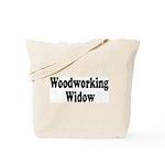 Woodworking Widow Tote Bag