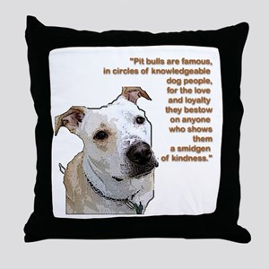 New Section Throw Pillow