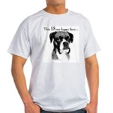 Boxer dog Light T-Shirt