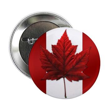 "Canada Souvenir 2.25"" Button (100 pack)"