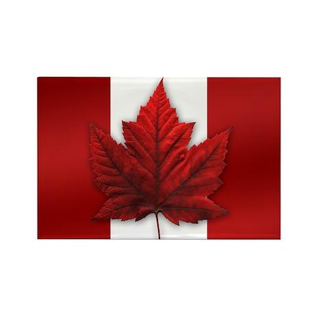 Canada Flag Maple Leaf Art Fridge Magnets 10