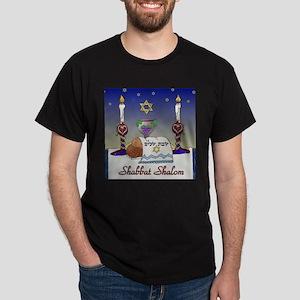 Judaica Shabbat Shalom T-Shirt