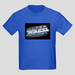 ULTRA ZONER Kids Dark T-Shirt