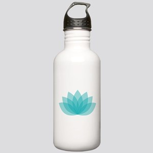 Lotus Blossom Stainless Water Bottle 1.0L