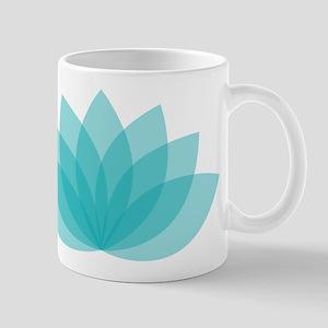 Lotus Blossom Mugs