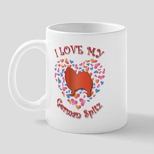 Love Spitz Mug