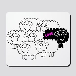 Black Sheep (Love) | Mousepad