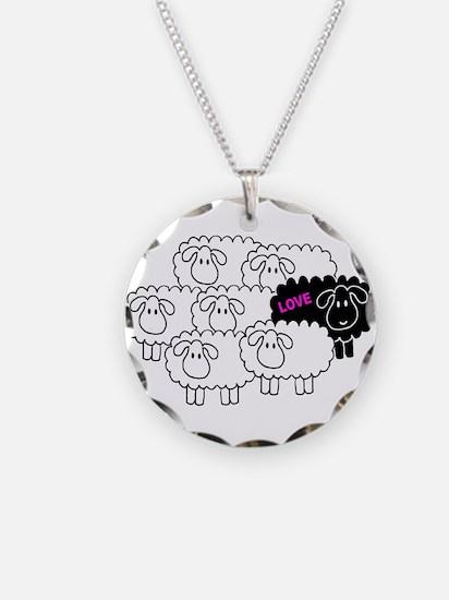 Black Sheep (Love) | Necklace