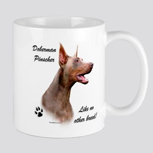 Dobie Breed Mug