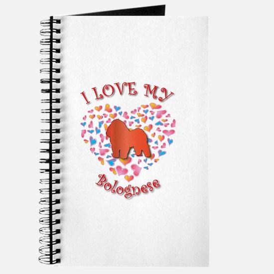 Love Bolognese Journal
