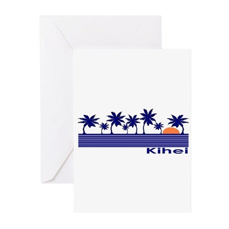 Kihei, Hawaii Greeting Cards (Pk of 10)