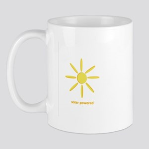 Solar Powered Mug