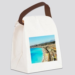 So Nice And Beautiful Canvas Lunch Bag