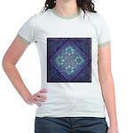 Celtic Avant Garde Women's Ringer T-shirt