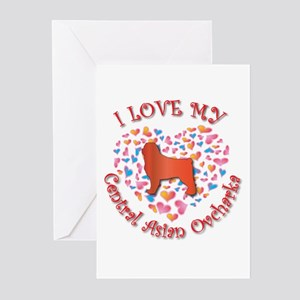Love CAO Greeting Cards (Pk of 10)