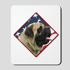 Mastiff Flag2 Mousepad