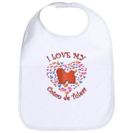 Love Coton Bib