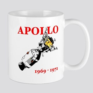 Apollo 1969-1972 Mugs