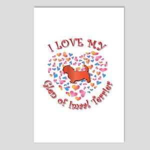 Love Glen Postcards (Package of 8)