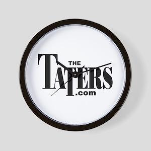 Taters Drum-head Wall Clock