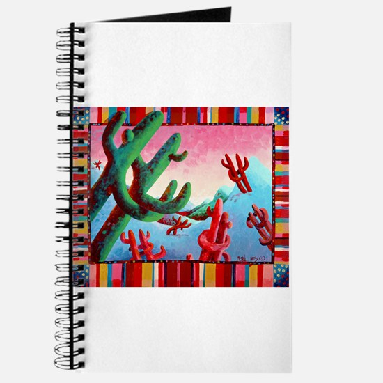 'Dancing Saguaros' Journal