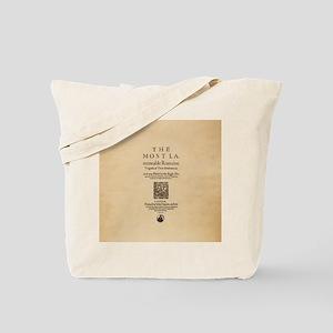 Folio-TitusAndronicus Tote Bag