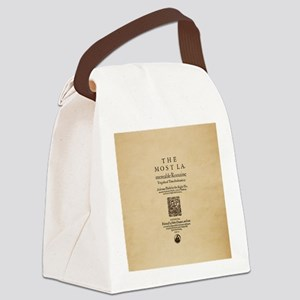 Folio-TitusAndronicus Canvas Lunch Bag